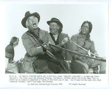LEE MARVIN, OLIVER REED, STROTHER MARTIN movie photo 1976 CATHOUSE THURSDAY