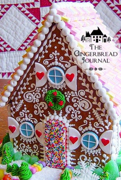 It's the week before Thanksgiving, and I'm knee-deep in the current crop of gingerbread houses. The past 30 years have seen the same flurry of flour, sugar, and spice. With luck the nex…