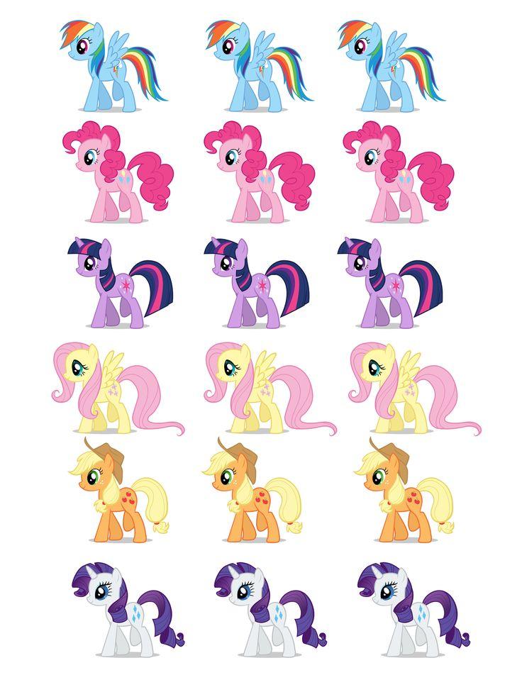 72 best My Little Pony Birthday images on Pinterest | Birthdays ...