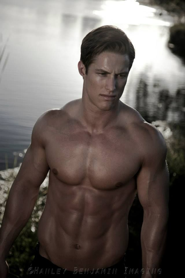 US Model & Fitness Model Darrell Thomas by Ben Hanley ...