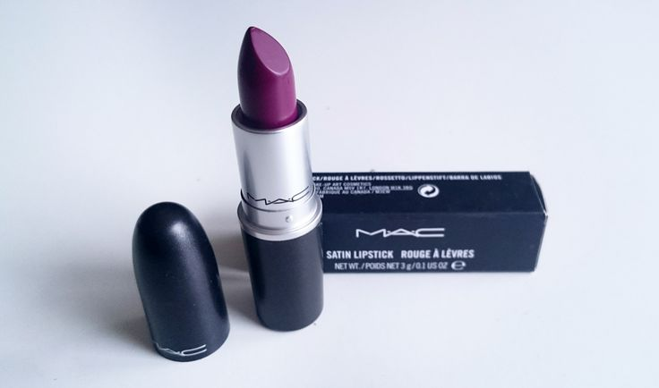 MAC REBEL LIPSTICK | SATIN FINISH mac #rebel #lipstick #lippenstift #douglas #macrebel