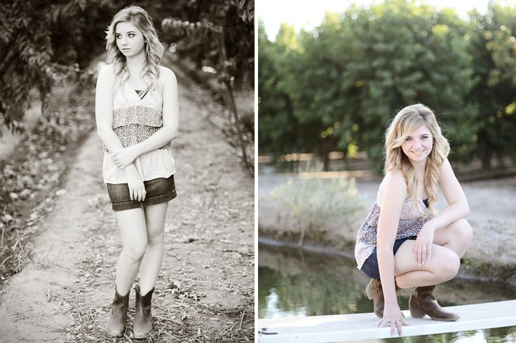 Senior Portrait Posing Tips » Hannah G. Photography Blog