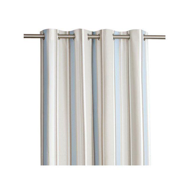 17 best id es propos de rideaux pret a poser sur pinterest brise bise lin rideaux brise. Black Bedroom Furniture Sets. Home Design Ideas