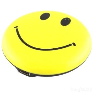 Toughsty®8GB Color Smile Face Badge Hidden Camera While wearing this smiley face people will automatically look at it and you could get a great photo of them. It has real-time AV Recording, video Resolution of 720×480, built-in memory of 8GB. #Toughsty8GB #ColorSmileFaceBadge #HiddenCamera #realtimeAVRecording