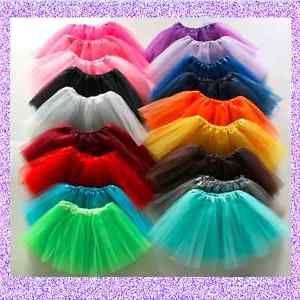 Ballett Rock Ballettrock TÜTÜ Tutu Kinder Petticoat 3 Lagen Tutu TOP Angebot | eBay