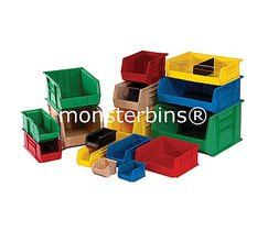Stackable Storage Bins #pet #plastic #sheet http://pet.remmont.com/stackable-storage-bins-pet-plastic-sheet/  Storage Bins and Containers Stackable Storage Bins Stackable Plastic Storage Bins from Monster Bins are perfect for all sized parts, from small to large, including: Tools, Hardware, Crafts, Toys, Supplies, Paperwork, Medication, Pet Supplies, Parts in a repair shop, Products to display in retail stores, Office Supplies More. These Bins can be used multiple ways: Stacked on top of…