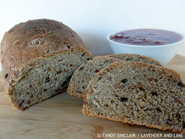 This recipe for granary bread was tried and tested a few times, until my granary flour ran out. As far as I can tell, this flour is only available in the UK