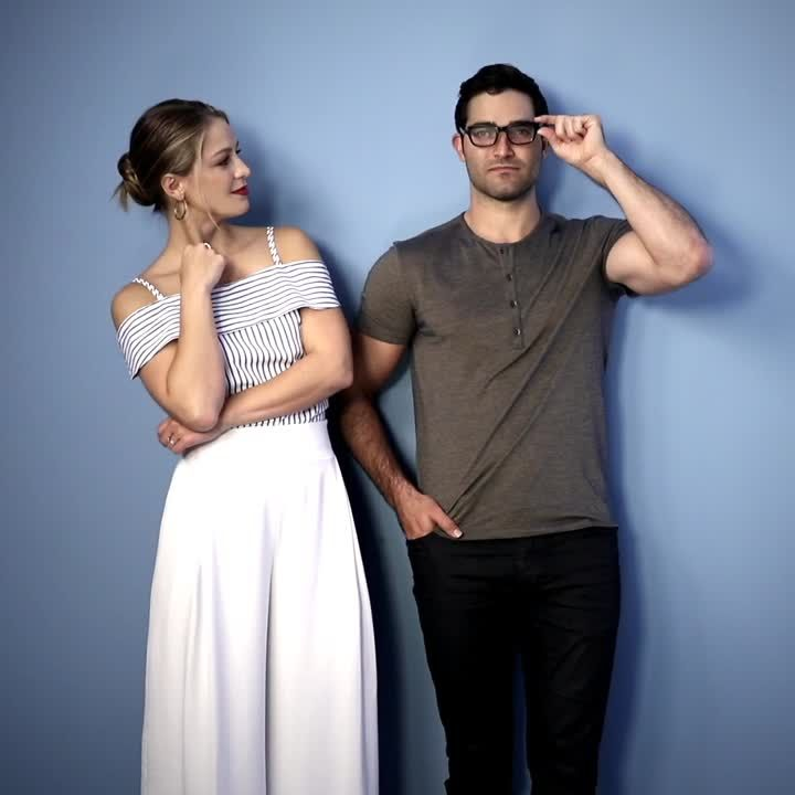 Supergirl & Superman! | Cinemagraph by matthiasclamer | Flixel Living Photos