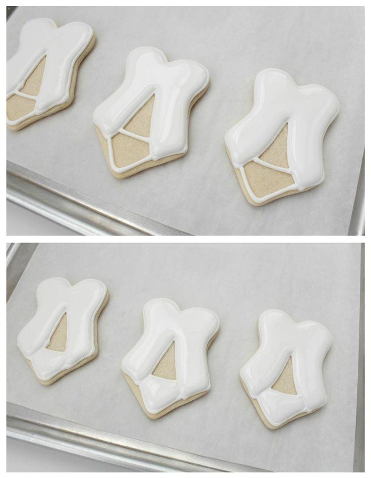 Lingerie Cookies   The Sweet Adventures of Sugar Belle