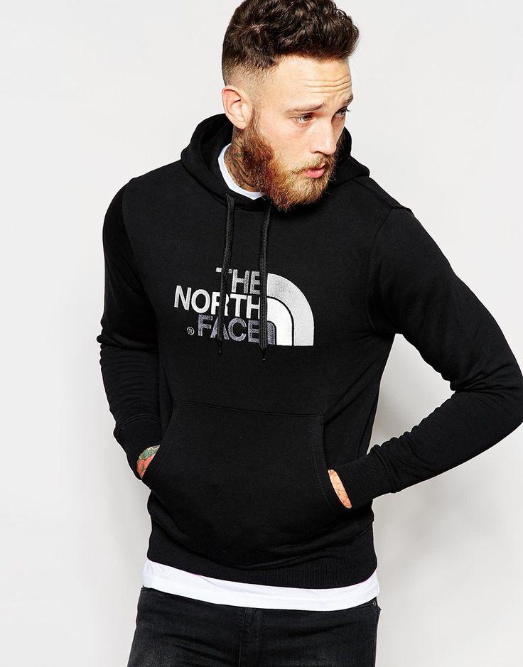 The North Face - Sweat à capuche avec logo TNF