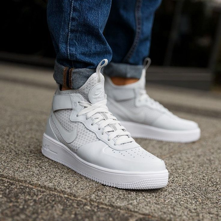 Air Force 1 Mid Top. Nike ZA.