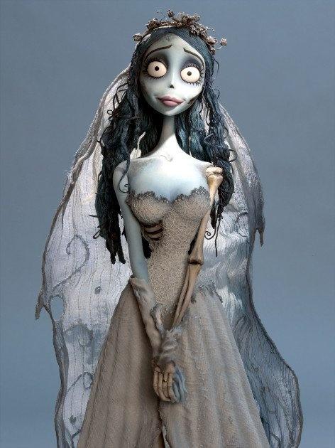 Les Fées Tisseuses :: Robe de mariée inspiration Noces Funèbres