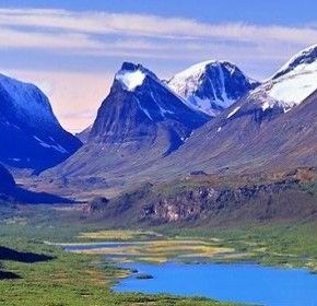 According to National Geographic one of the top 15 classic hikes in the world: Kungsleden, Sweden