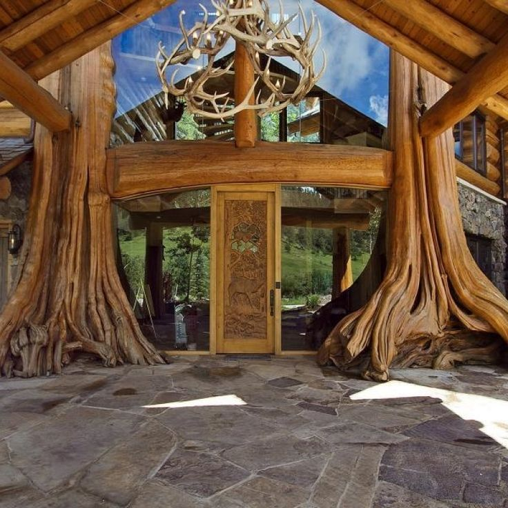 17 Best Images About Log Cabins N Stuff On Pinterest