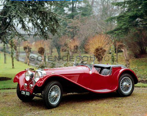 1937 Jaguar Model SS