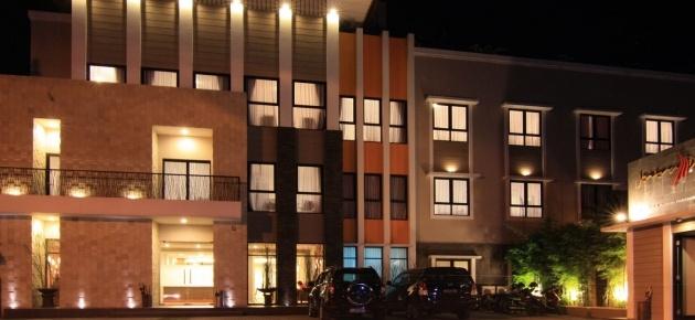 Hotel Jentra Dagen