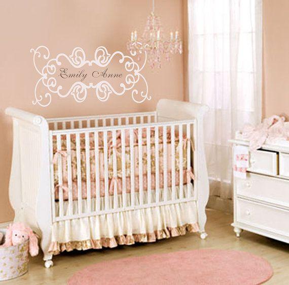 Soft And Elegant Gray And Pink Nursery: Best 25+ Elegant Baby Nursery Ideas On Pinterest