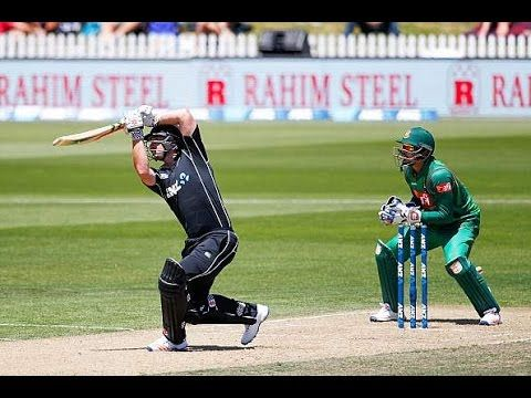 New Zealand vs Bangladesh, 2nd ODI Highlights - Live Cricket Score-Live ...
