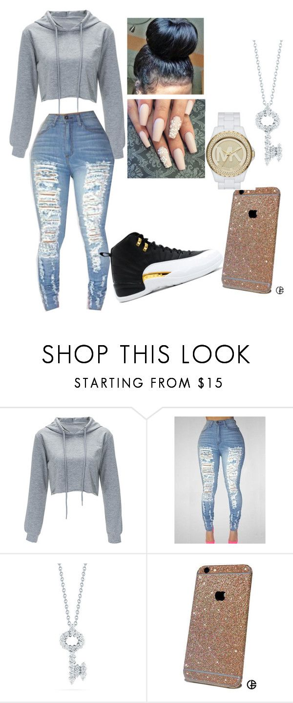 """when it cold"" by jasmine2486 ❤ liked on Polyvore featuring Roberto Coin and MICHAEL Michael Kors"