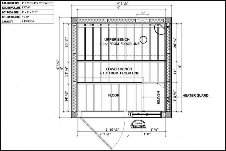 13 best layout sauna images on pinterest outdoor sauna for Sauna layouts floor plans