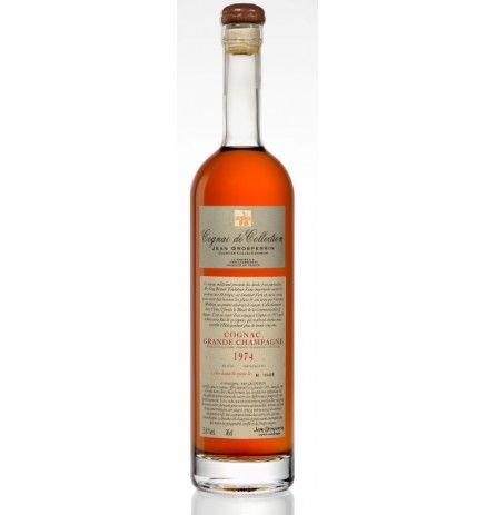 1974 Cognac de Collection 53.8% 36years Grande Champagne 700ml