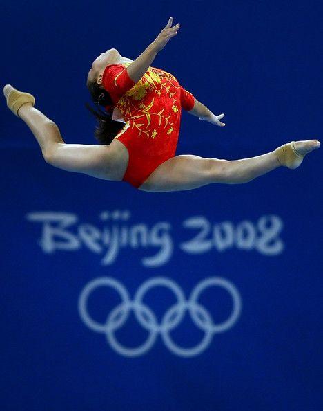 Li Shanshan Photo - Olympics Day 5 - Artistic Gymnastics