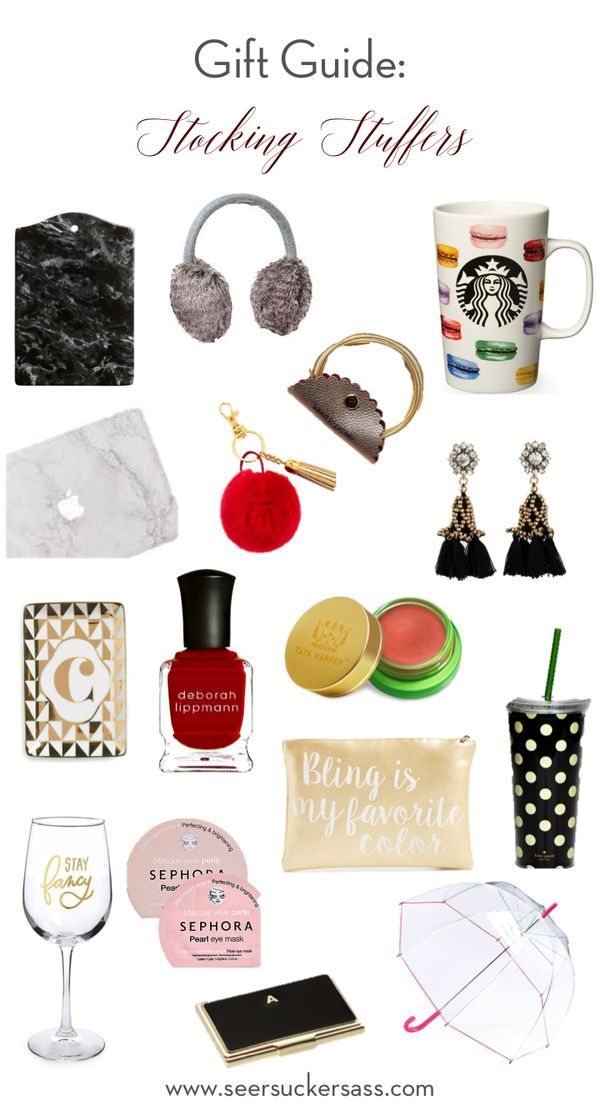 Christmas Stocking Stuffer & gift ideas for women, college kids, and teens!  All under $100, most under $50! | Gifts | Pinterest | Gifts, Christmas and  ... - Christmas Stocking Stuffer & Gift Ideas For Women, College Kids, And