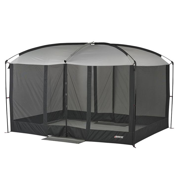 Enjoy a bug-free dining experience while you're camping, tailgating or out on a picnic. The magnetic screen house is the ideal spot for your outdoor dining.