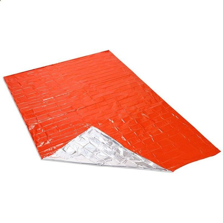Camping Mats - Insulating Mylar Material Thermal First-Aid Blanket Outdoor Survival Life-saving Waterproof Emergency Rescue Tent Camping Mat #CampingMat