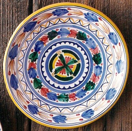 18 best platones images on pinterest decorative plates - Platos decorativos pared ...