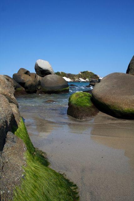 Playa Cañaveral ,Parque Tayrona,Colombia