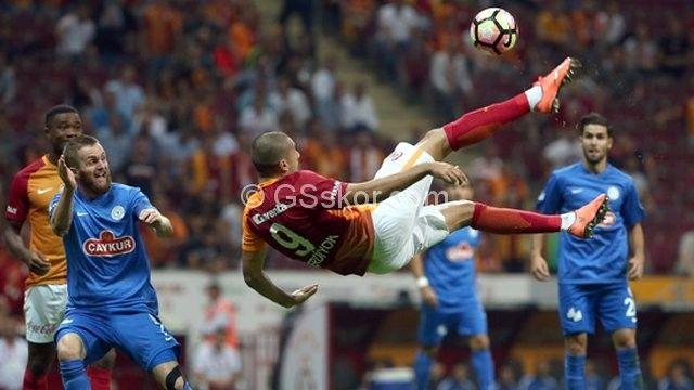 Galatasaray'a Eren Derdiyok karşılığında İlginç takas!
