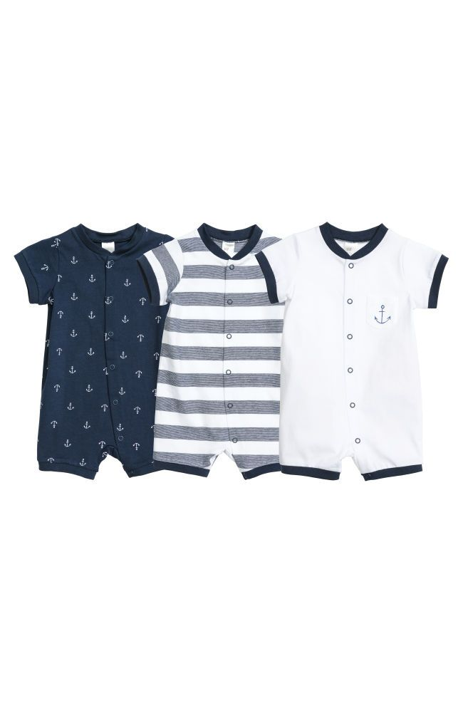 design unico 100% qualità bello e affascinante Pigiami, 3 pz | Boh | Vestiti neonati, Bambini e Pigiama
