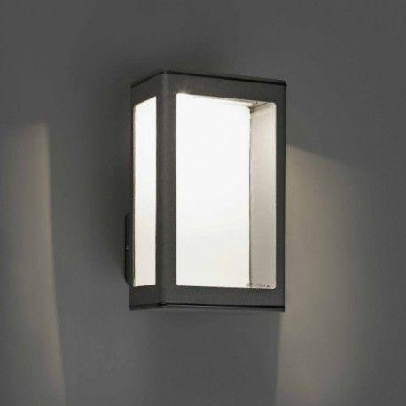 Applique murale intérieure et extérieure - Façade - Cour - Porte d'entrée - Terrasse - Pavillon - Lumière d'un couloir. Faites votre choix !