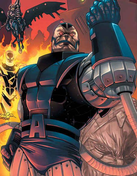 This is incredibly exciting for X-Men fans, as Apocalypse is the name of one of the franchise's most famous villains... | New X-Men Movie Announced: Who Is Apocalypse?