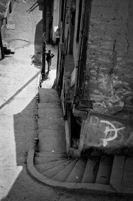 Sergio Larrain ::Valparaiso, Chile, 1963