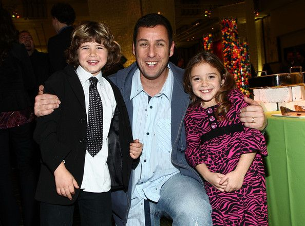 "Adam Sandler Actor Jonathan Heit, actor Adam Sandler and actress Laura Ann Kesling attend the after party for the premiere of Disney's ""Bedtime Stories"" on December 18, 2008 in Hollywood, California.  (Photo by Alberto E. Rodriguez/Getty Images) *** Local Caption *** Jonathan Heit;Adam Sandler;Laura Ann Kesling"