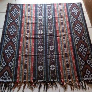 Toko Kain Tenun Ikat-Blanket