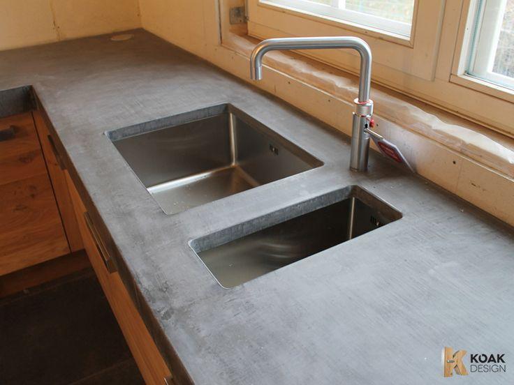 Witte Wasbak Keuken : Wasbak keuken zwart
