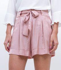 Shorts e Bermudas Femininas - Lojas Renner