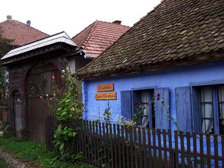 Tájház - Máréfalva - Udvarhelyszék - Székelyföld -Erdély  fotó Varga Terézia