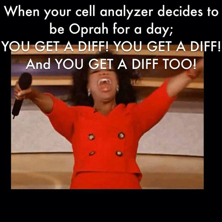 Um....all the frikkin time. If it's ordered to reflex a diff, a diff WILL be reflexes
