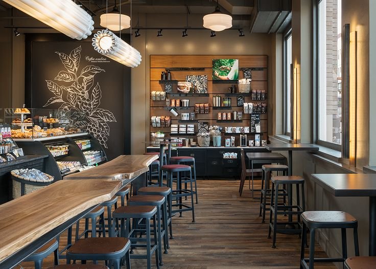 Starbucks Broadway And Pike Seattle Spaced Pinterest Retail Design And Coffee Shop Design
