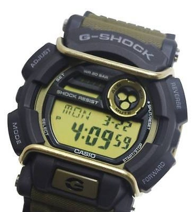 Casio G-shock Mens Watch Gd400-9cr   Watches on Sale at Tradesy