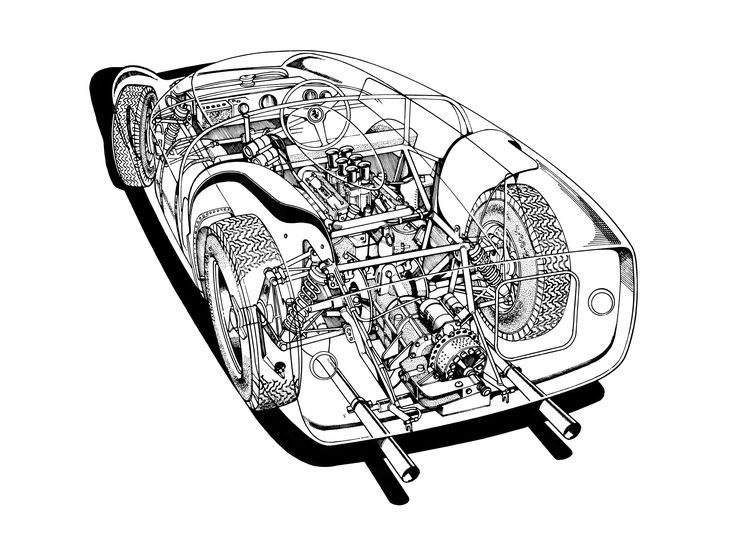 1000  images about cutaways    blueprints on pinterest