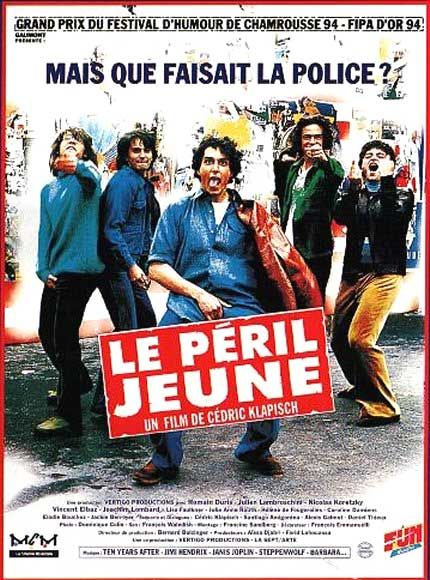 """Le Péril jeune"" a Cédric Klapisch epic movie about being young in France during the 1970's"