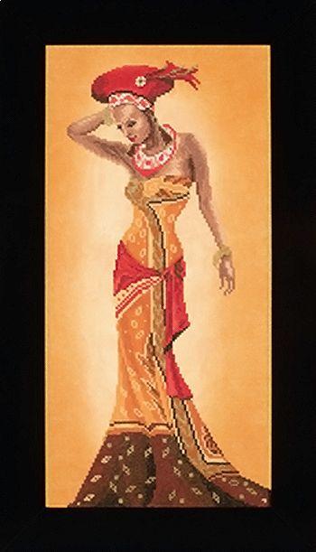 Modă africană - II - kit