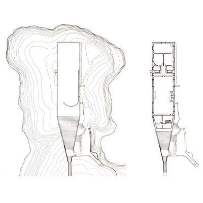 Casa Malaparte - Adalberto Libera Capri
