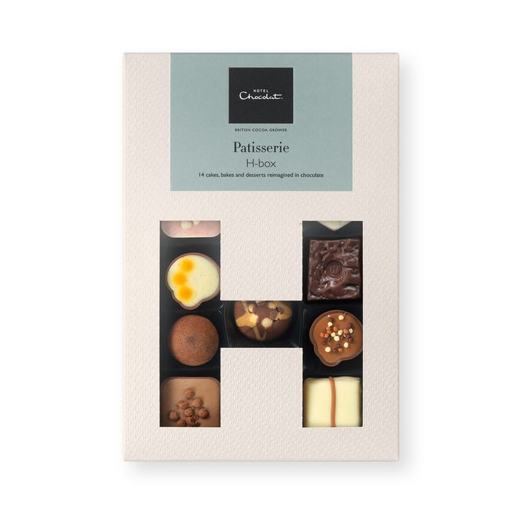 The Patisserie Chocolate H-Box,