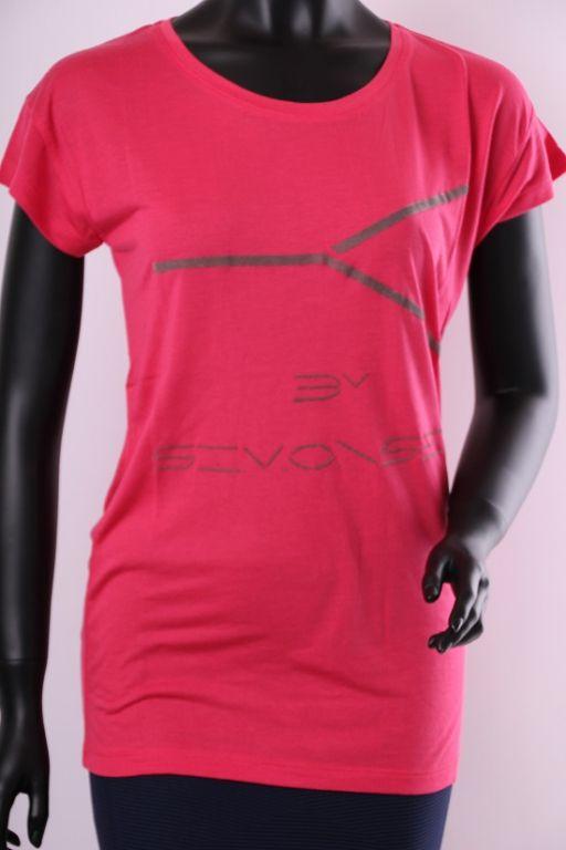 Karen By Simonsen Four Tee Honeysuckle - T-shirts - MaMilla